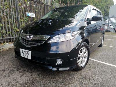 Honda Elysion MPV 2.4 8 SEATER AUTOMATIC BLACK
