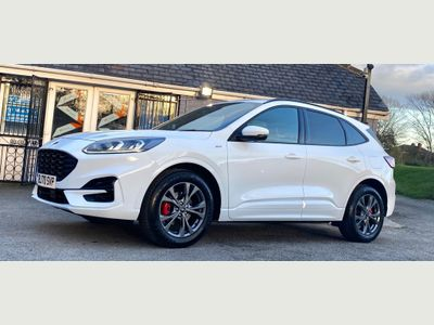 Ford Kuga SUV 2.0 EcoBlue MHEV ST-Line (s/s) 5dr