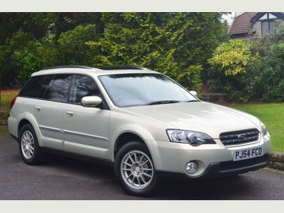 Subaru Outback Estate 2.5 SE 5dr