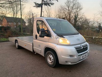 Citroen Relay Vehicle Transporter 2.2 HDI recovery truck lwb