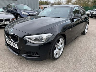 BMW 1 Series Hatchback 120D M SPORT LEATHER NAV XENONS