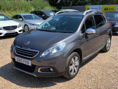 Peugeot 2008 SUV 1.2 PureTech Allure ETG (s/s) 5dr