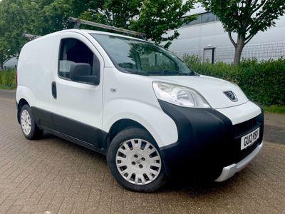 Peugeot Bipper Panel Van 1.3 HDi Professional ATV Panel Van 3dr