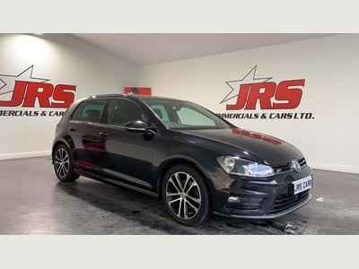 Volkswagen Golf Hatchback 2.0 TDI BlueMotion Tech R-Line Edition (s/s) 5dr