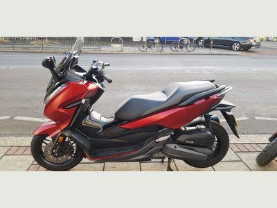 Honda NSS125A Forza Scooter Forza