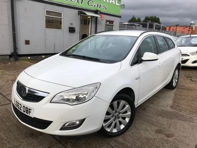Vauxhall Astra Estate 2.0 CDTi 16v Tech Line (s/s) 5dr