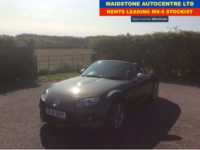 Mazda MX-5 Coupe 1.8 Venture Edition Roadster 2dr