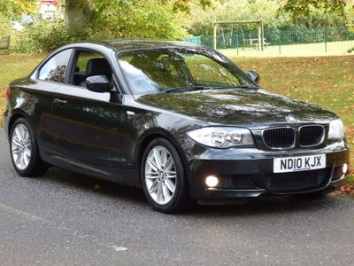 BMW 1 Series Coupe 2.0 118d M Sport 2dr