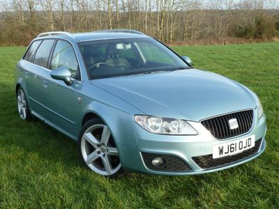 SEAT Exeo Estate 2.0 TDI DPF Sport Tech ST Multitronic 5dr