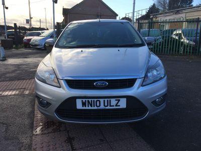 Ford Focus Hatchback 1.6 TDCi DPF Zetec 5dr