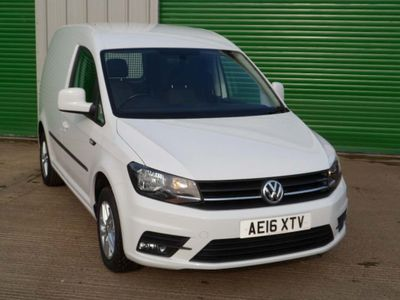 VOLKSWAGEN CADDY Panel Van 2.0 TDI BlueMotion Tech C20 Highline Panel Van 5dr (EU6)