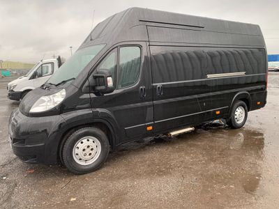 Citroen Relay Panel Van 2.2 HDI L4 XLWB H3 XHIGH 3.5 PANEL