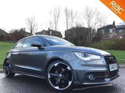 Audi A1 Hatchback 2.0 TDI Black Edition 3dr