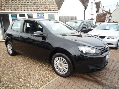 Volkswagen Golf Hatchback 1.6 S 3dr