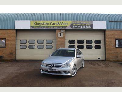 Mercedes-Benz C Class Saloon 1.8 C180 BlueEFFICIENCY Sport 4dr
