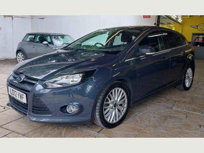 Ford Focus Hatchback 1.0 SCTi EcoBoost Zetec 5dr