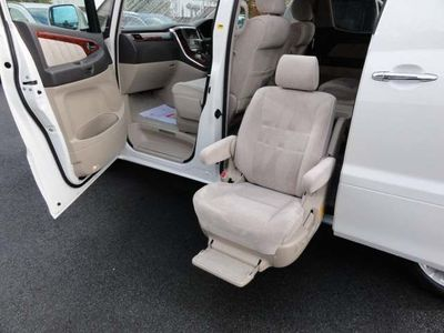 Toyota Alphard MPV WELLCAB DISABLED ACCESS SEAT 23000 MILES