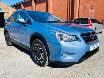 Subaru XV SUV 2.0D SE Lux Premium 4WD 5dr