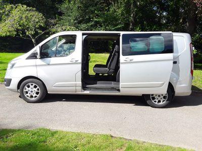 Ford Transit Custom Combi Van 2.2 TDCi 290 Limited L2 H1 5dr