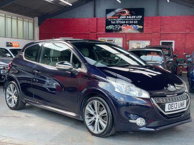Peugeot 208 Hatchback 1.6 e-HDi XY EGC (s/s) 3dr