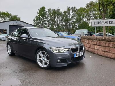 BMW 3 Series Saloon 2.0 330e 7.6kWh M Sport Auto (s/s) 4dr