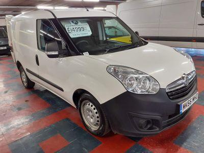 Vauxhall Combo Panel Van 1.6 CDTi 2000 16v Panel Van L1 H1 (s/s) 3dr