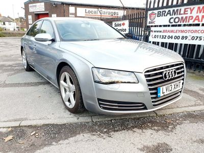 Audi A8 Saloon 3.0 TDI SE Executive Tiptronic 4dr