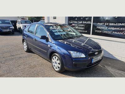 Ford Focus Hatchback 1.8 LX 5dr