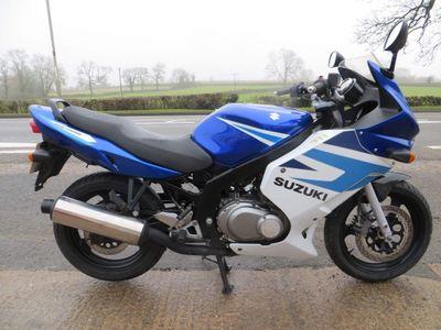Suzuki GS500 Naked 500