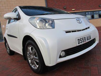 Toyota iQ Hatchback 1.0 VVT-i 2 Multidrive 3dr