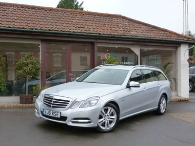 Mercedes-Benz E Class Estate 3.0 E350 CDI BlueEFFICIENCY Avantgarde Edition 125 G-Tronic 5dr