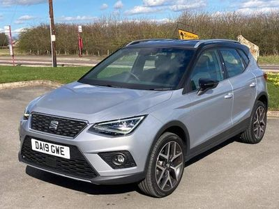 SEAT Arona SUV 1.6 TDI XCELLENCE Lux (s/s) 5dr