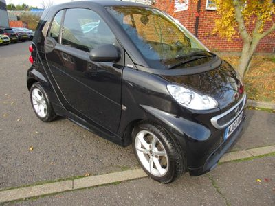Smart fortwo Coupe 1.0 MHD Pulse Softouch 2dr