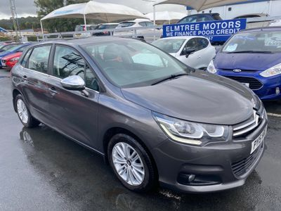 Citroen C4 Hatchback 1.6 BlueHDi Flair 5dr