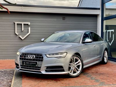 Audi S6 Saloon Saloon 4.0 TFSI V8 S Tronic quattro (s/s) 4dr