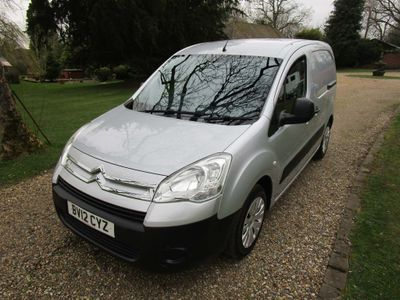 Citroen Berlingo Panel Van 1.6 HDi L1 625 LX Panel Van 5dr