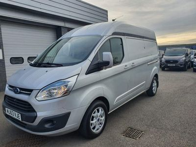 Ford Transit Custom Panel Van 2.2 TDCi 290 Limited L2 H2 5dr
