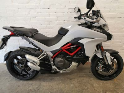 Ducati Multistrada 1200 Adventure