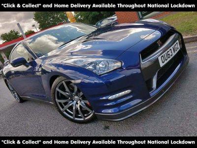 Nissan GT-R Coupe 3.8 V6 Premium Edition Black 4WD 2dr