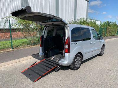 Peugeot Partner Tepee MPV 1.6 BlueHDi Active 5dr
