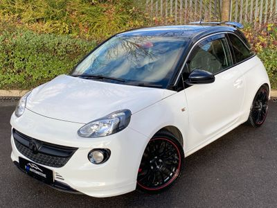 Vauxhall ADAM Hatchback 1.4i Turbo S Manual 5Spd (s/s) 3dr