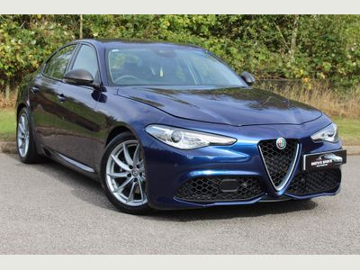 Alfa Romeo Giulia Saloon 2.0T Veloce Auto (s/s) 4dr