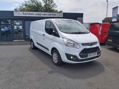 Ford Transit Custom Panel Van TREND **A/C** L2 H1 EURO 6
