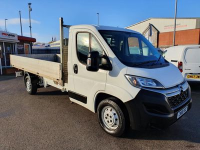 Citroen Relay Dropside 2.0 BlueHDi 35 Enterprise L4 EU6 5dr (Heavy)