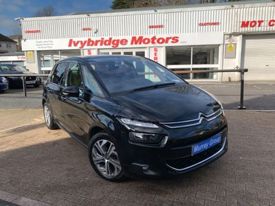 Citroen C4 Picasso MPV 1.6 THP Exclusive EAT6 (s/s) 5dr