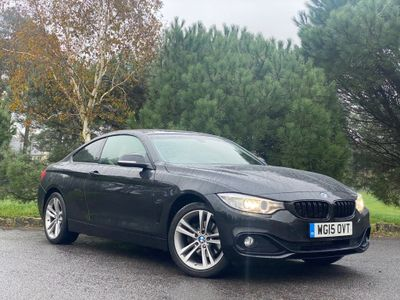 BMW 4 Series Coupe 2.0 420d Sport Auto xDrive 2dr