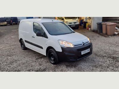 Citroen Berlingo Panel Van 1.6 BlueHDi 625 LX L1 5dr