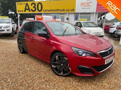 Peugeot 308 Hatchback 1.6 THP GTi 270 by PS (s/s) 5dr
