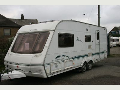 Swift Conqueror 580 Tourer FANTASTIC CONDITION RECENT SERVICE