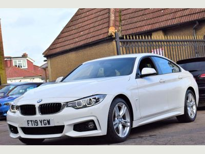 BMW 4 Series Gran Coupe Coupe 2.0 430i GPF M Sport Gran Coupe Auto (s/s) 5dr